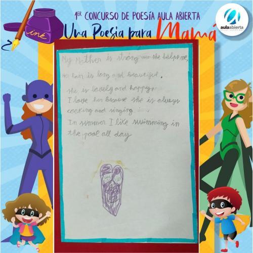 5. Victor (8 años)